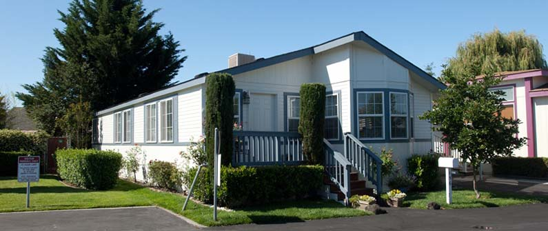 Mountain View Mobile Estates Community